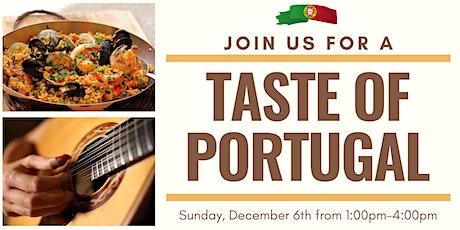 Taste of Portugal at Morais Vineyards tickets