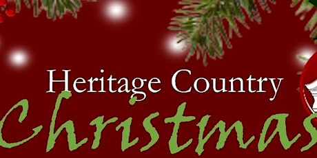 Heritage Country Christmas tickets