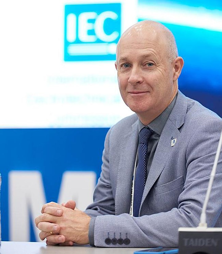 IEC GM: Moderated networking session - 5G image
