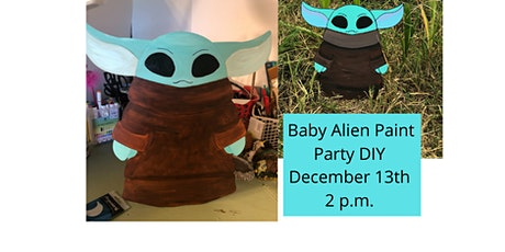Baby Alien DIY Class tickets