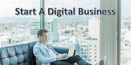 Webinar - Start A Digital Business ( BOT Event ) tickets