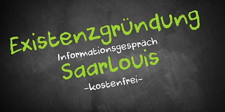 Existenzgründung Online kostenfrei - Infos - AVGS  Saarlouis Tickets