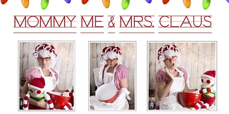 ZOOM FUN !!!!!  Mommy Me and Mrs Claus tickets