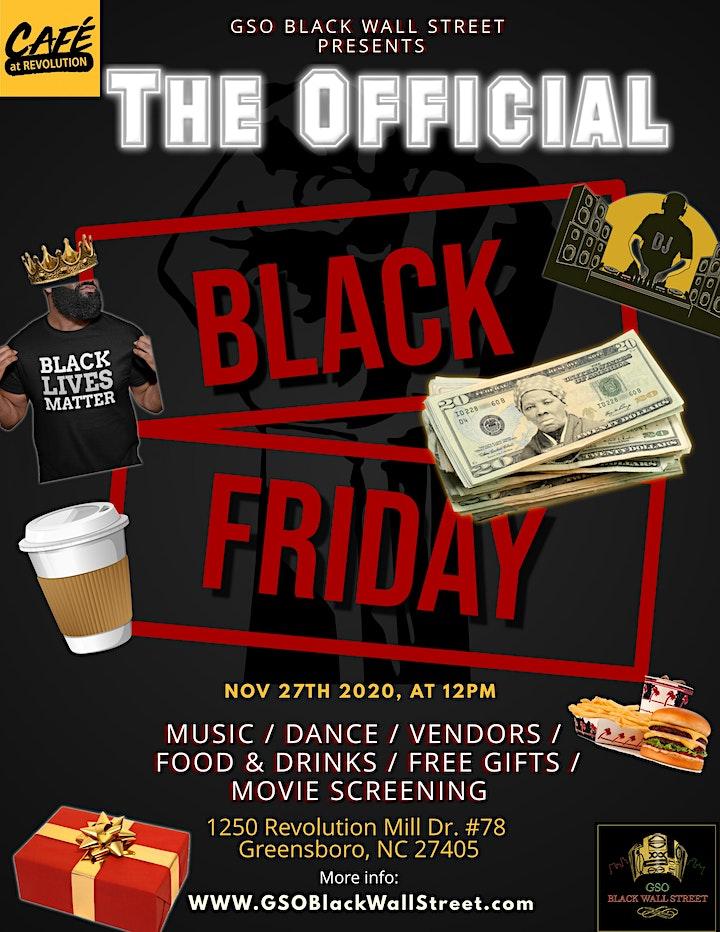 Official Gso Black Friday Tickets Fri Nov 27 2020 At 10 00 Am Eventbrite