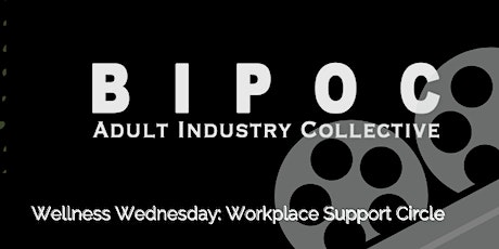 BIPOC Wellness Wednesday: STRESS SUPPORT GROUP tickets