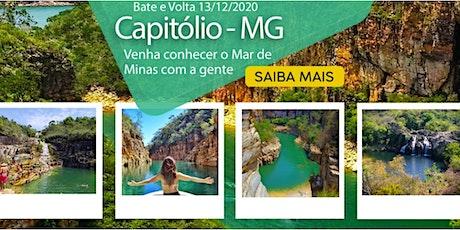 Viagem Capitolio - MG 13/12/2020 Saindo de SP