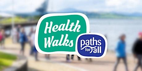 Scottish Health Walk Network - Recruiting Volunteers tickets