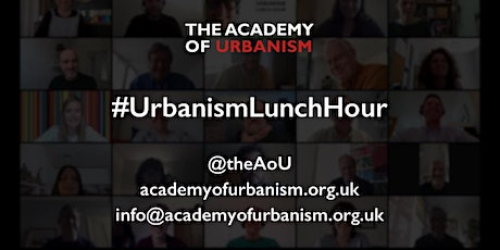 Urbanism Lunch Hour: Greening the Oxford-Cambridge Arc tickets