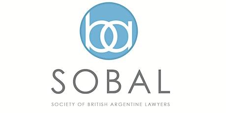 Arbitration Argentina & UK tickets