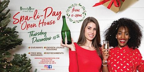 Spa-li-Day  Open House tickets