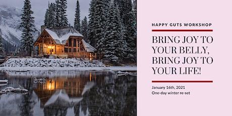 Happy Guts Workshop January Re-Set tickets