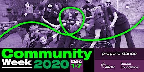 Community Week 2020 tickets