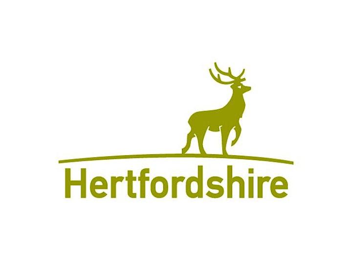 FREE Hertfordshire/Herts. Suicide Intervention training - ONLINE image
