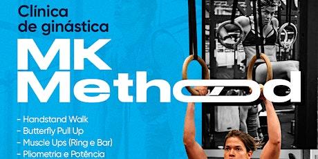 Clínica de Ginástica Mk Method -  PETROLINA - 28 de Novembro ingressos