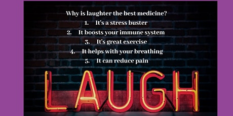 Laughter Yoga Class Free Taster tickets