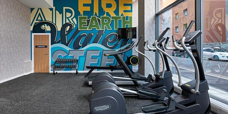 The Elements - Book your gym slot tickets
