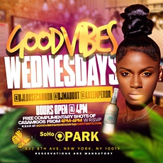 GOOD VIBES WEDNESDAYS tickets