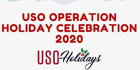 Milwaukee -USO Operation Holiday Celebration 2020 tickets