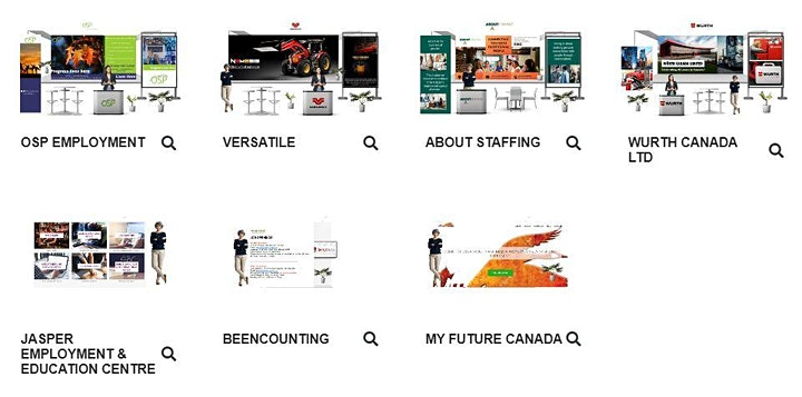 Alberta Virtual Job Fair - Tuesday, March 16th 2021 image