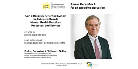 Can a Recovery-Oriented System be Evidence-Based? tickets