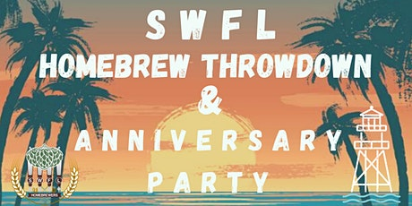SWFL Homebrew Throwdown tickets