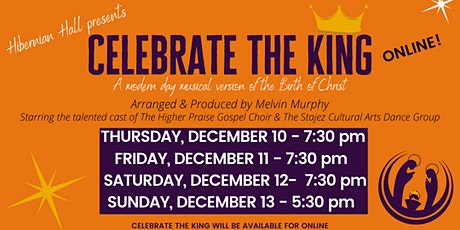 CELEBRATE THE KING tickets