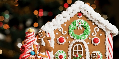 Gingerbread House Workshop Dec. 5 tickets