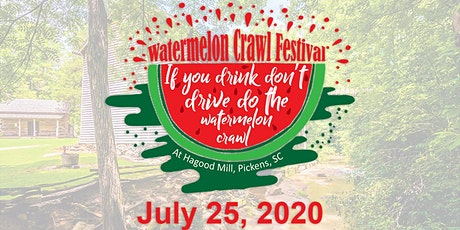2021 Watermelon Crawl Festival tickets