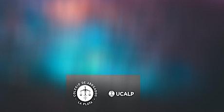Terceras Jornadas Platenses de Derecho Sucesorio entradas