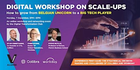 Vlerick Alumni - Digital Workshop with Collibra & Workday tickets