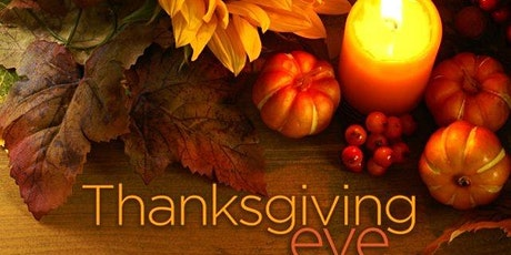 Community Lutheran Church (RSM) - Thanksgiving Eve 7PM 11/25/2020 tickets