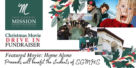 Christmas Movie Drive In Fundraiser tickets