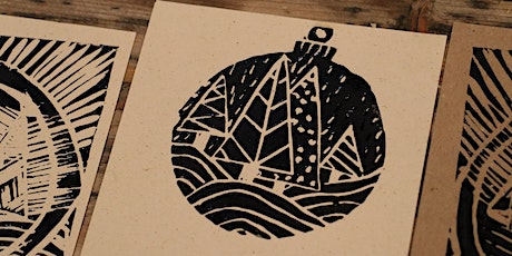Lino Printing Workshop with Megan Dobbyn (two sessions) tickets