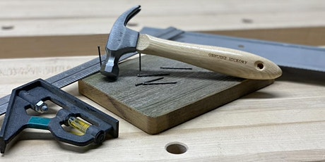 Free-Form Tinkering with Hand Tools- Afternoon Class tickets