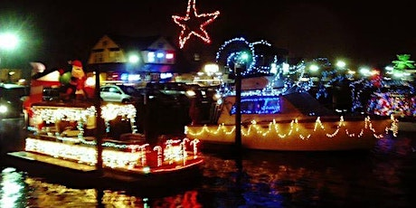 Freeport Nautical of Lights Annual Boat Parade on the Sapphire Princess tickets