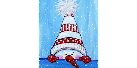 """Virtual Family Event """"Peek-a-Boo Snowman"""" tickets"""