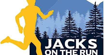Inaugural Jacks on the Run Virtual 5k tickets