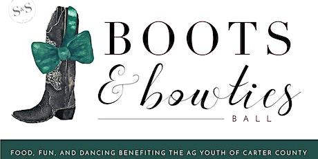 2021 Boots & Bowties Ball tickets
