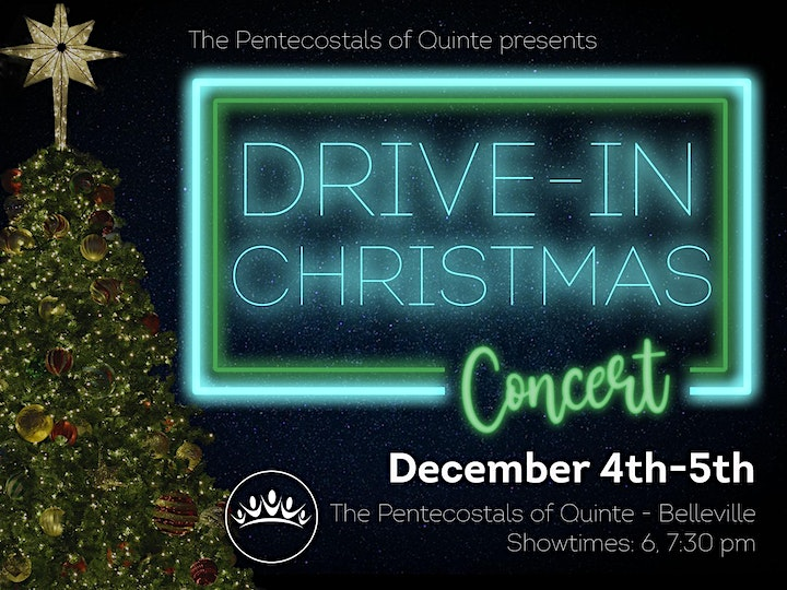 The POQ's Drive-In Christmas Concert image