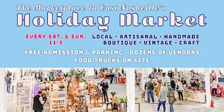 East Nashville Holiday Market! tickets