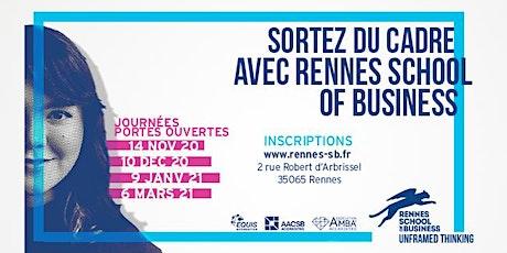 Journée Portes Ouvertes - Samedi 9 Janvier 2021 [PRESENTIEL ou DISTANCIEL] tickets