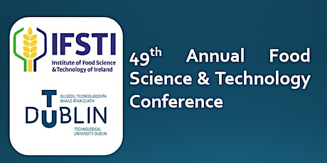 49th Annual Food Science and Technology Conference tickets