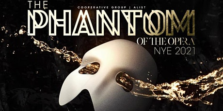 The Phantom Of The Opera NYE 21  | Opera Supper Club tickets