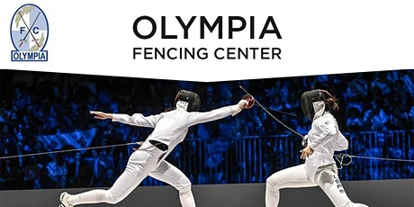 Free Fencing Class for Kids 6-8 tickets