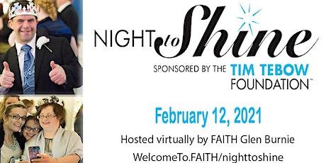 Virtual Night to Shine 2021 tickets