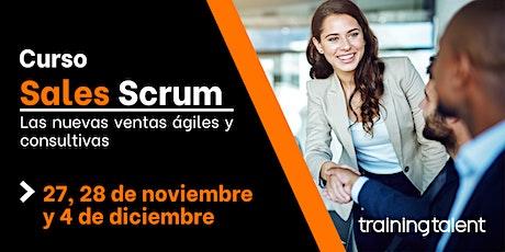 Sales Scrum: las nuevas ventas ágiles y consultivas boletos