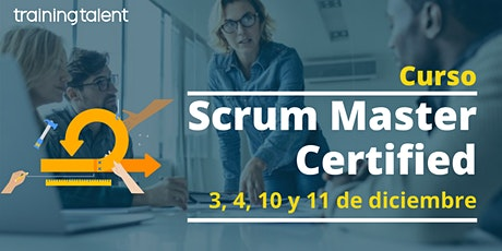 Scrum Master boletos