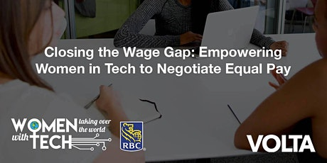 Closing the Wage Gap – Empowering Women in Tech to Negotiate Equal Pay tickets