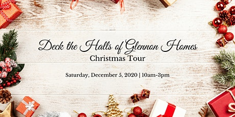 Deck the Halls of Glennon Homes tickets
