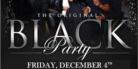 THE ORIGINAL BLACK PARTY tickets